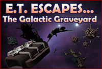Play E T Escapes The Galactic Graveyard